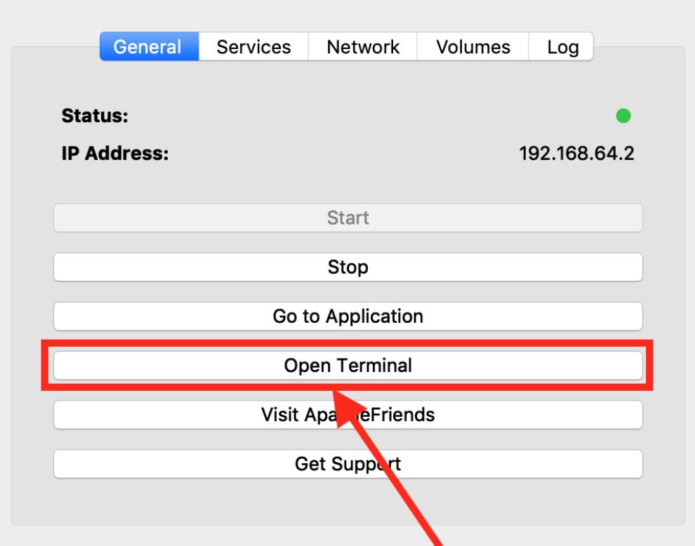 Localhost Xampp Mac